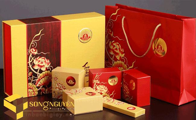 hộp bánh trung thu Song Nguyễn